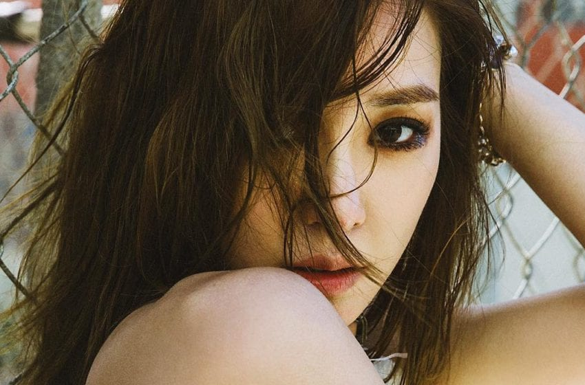 """Tiffany Releases Sexy Teaser Picture For """"Heartbreak Hotel"""""""