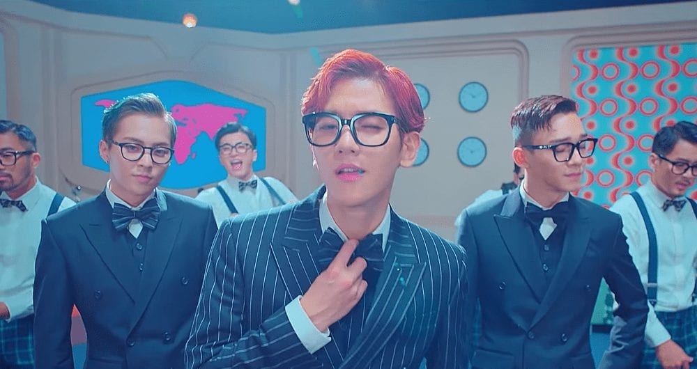 "EXO's Sub-Unit EXO-CBX Makes Official Debut With ""Hey Mama!"" MV"