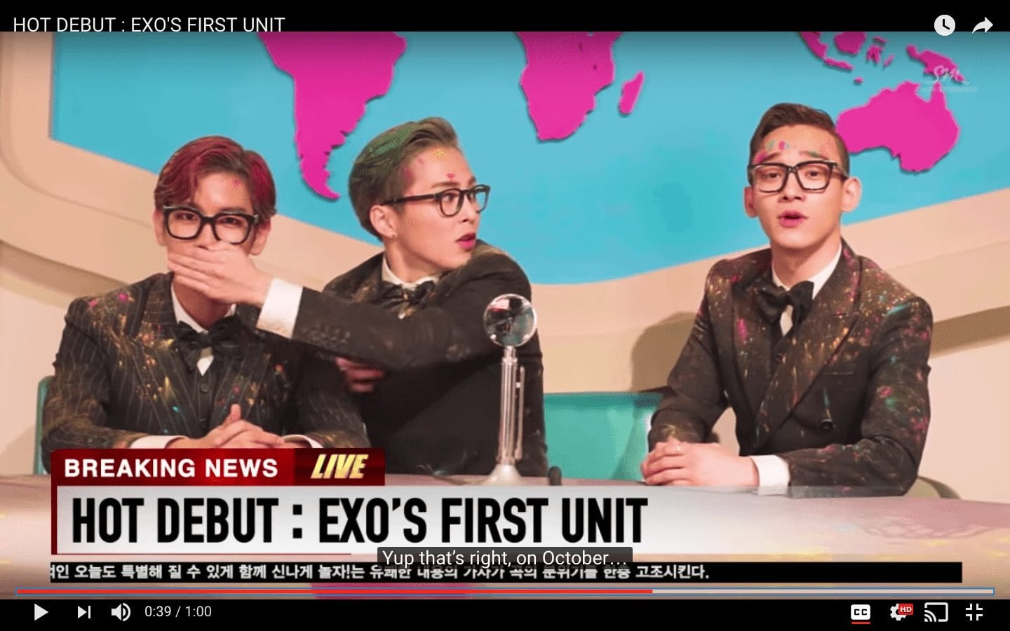 New Sub-Unit EXO-CBX Announced With Chen, Baekhyun, And Xiumin!