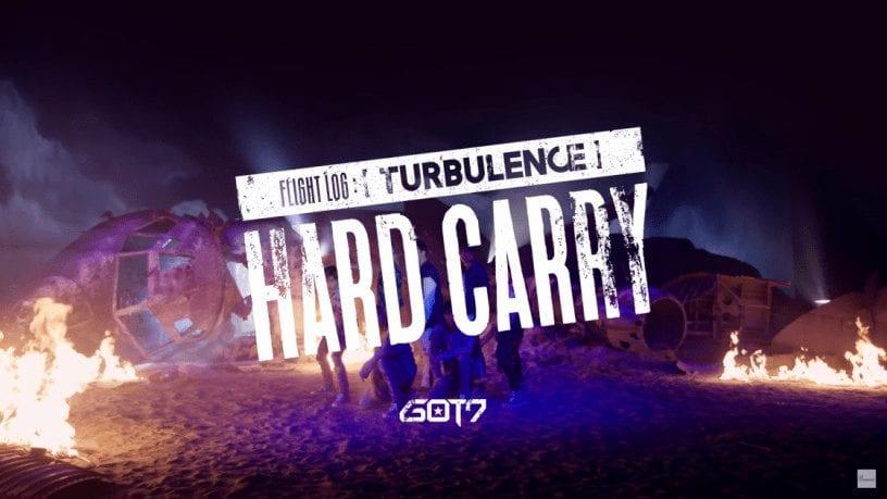 """GOT7 Releases Fierce """"Hard Carry"""" MV"""