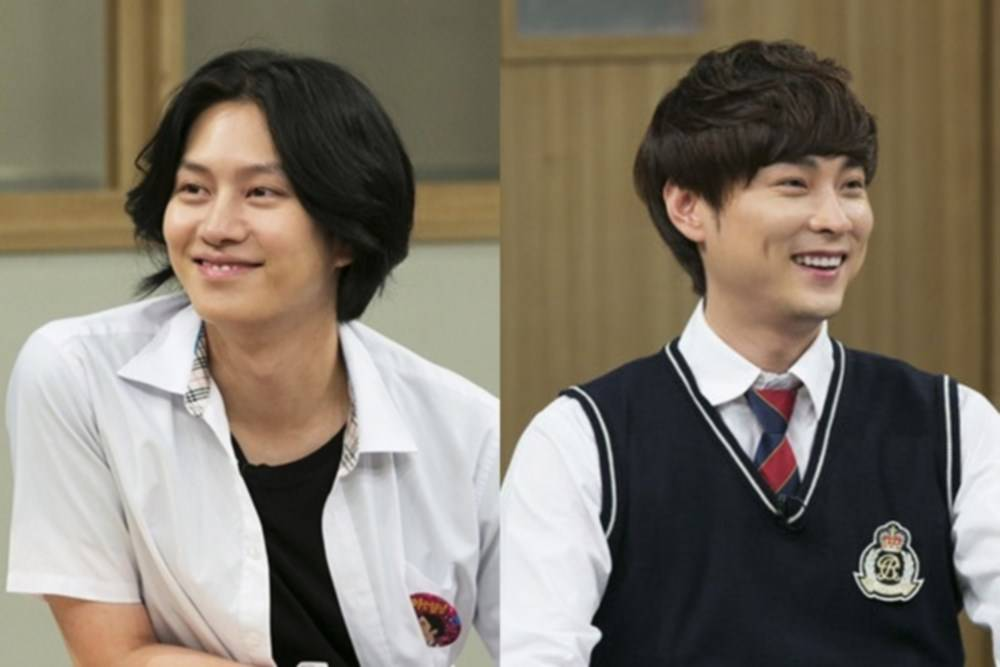 """Knowing Bros"" Members Kim Heechul And Min Kyung Hoon To Release MV Featuring Momo"