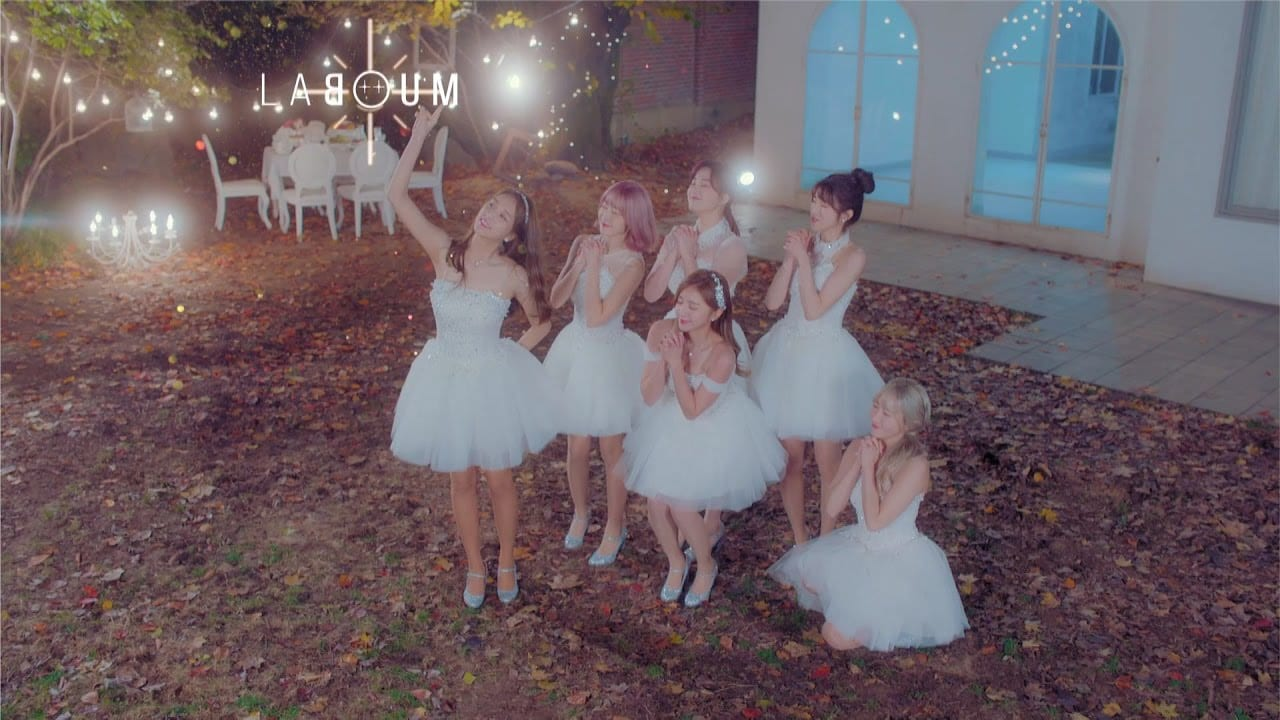 "LABOUM Releases Adorable New MV ""Winter Story"""
