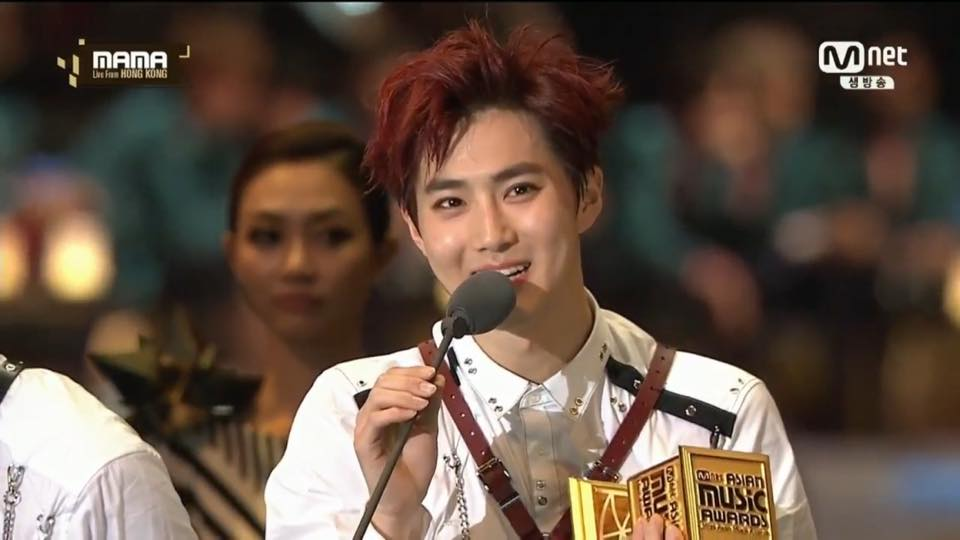 EXO, BTS, TWICE, & More: The Full List Of 2016 MAMA Winners