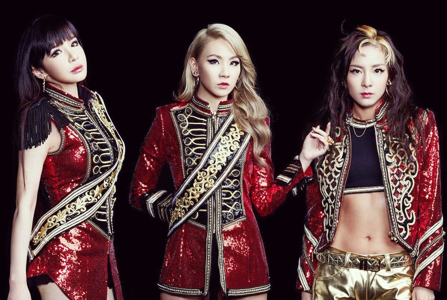 """2NE1 To Release Final """"GOOD BYE"""" Song For Fans"""
