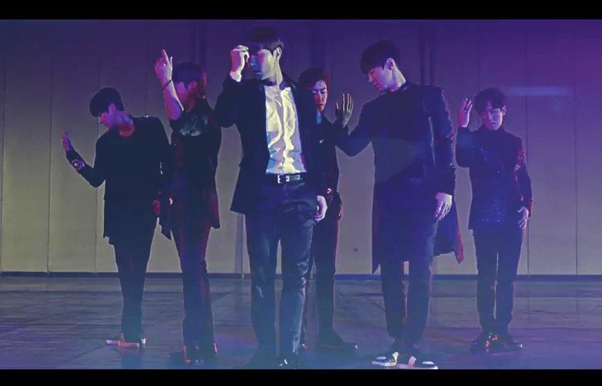 "SHINHWA Releases Sexy Dance Version Of ""Touch"" MV"