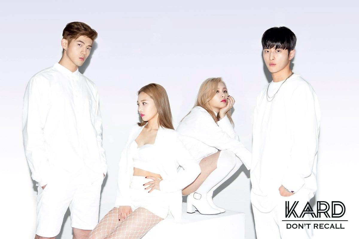 "K.A.R.D Releases Newest Teaser For Upcoming Track ""Don't Recall"""