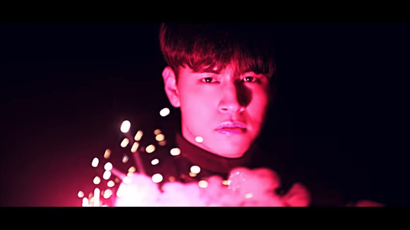 "CROSS GENE Battles Against Themselves In Dark, 19+ Rated MV ""Black Or White"""