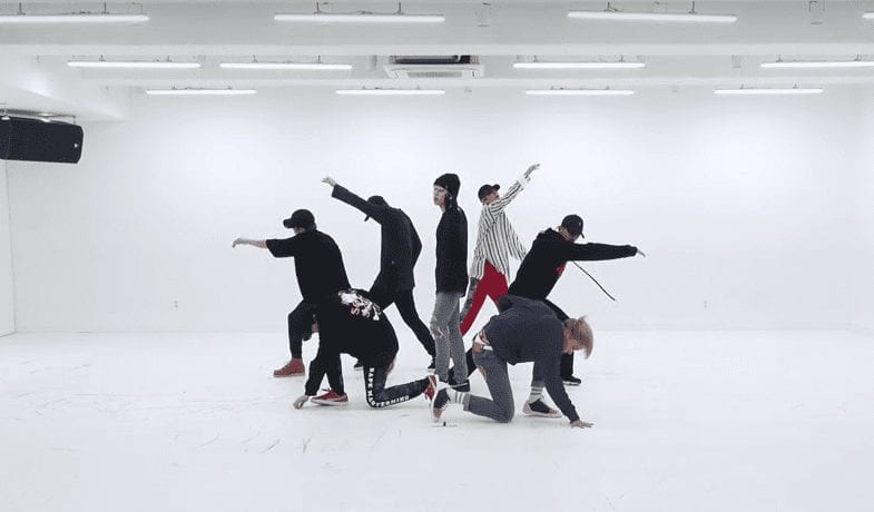 "WATCH: BTS Drops Dance Practice Video For ""Spring Day"""