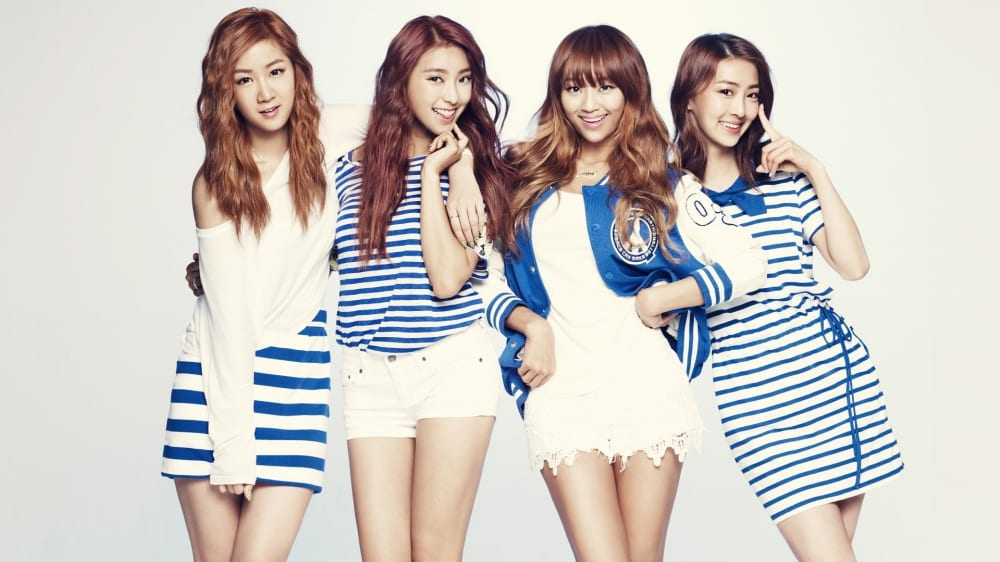 Girl Group SISTAR Disbanding After Seven Years