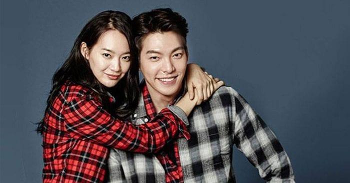 Shin Min Ah Helping Boyfriend Kim Woo Bin After Cancer Diagnosis