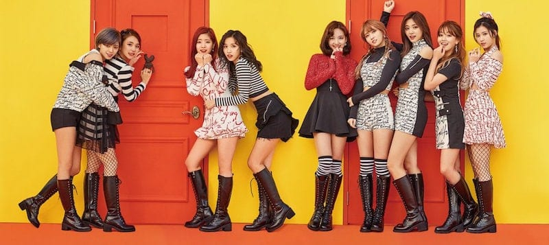 """""""Knock Knock"""" Becomes TWICE's Fourth MV To Hit Over 100 Million Views"""