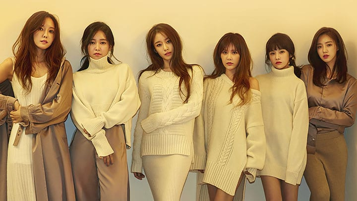 T-ara Loses Two Members Before Release Of New Album