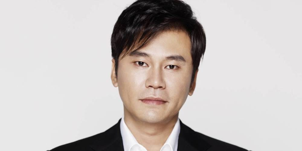 Yang Hyun Suk Reveals His Father Has Passed Away
