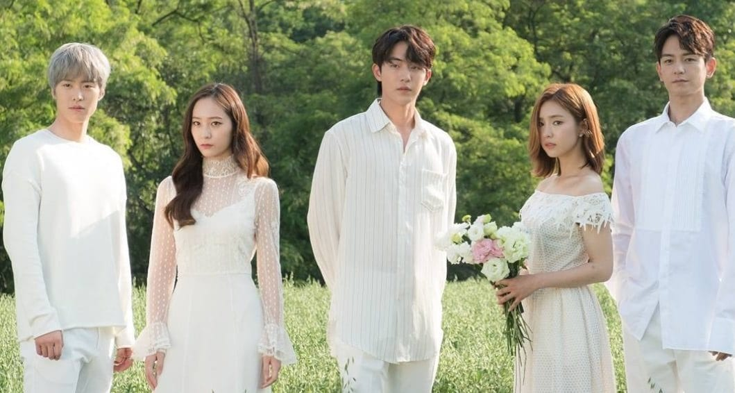 """tvN's """"Bride Of The Water God"""" Releases Gorgeous New Teaser Images"""