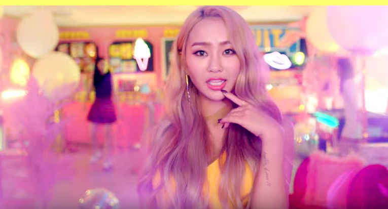 """WATCH: Hyolyn And Kisum Drop Fun, Summery MV For """"Fruity"""""""