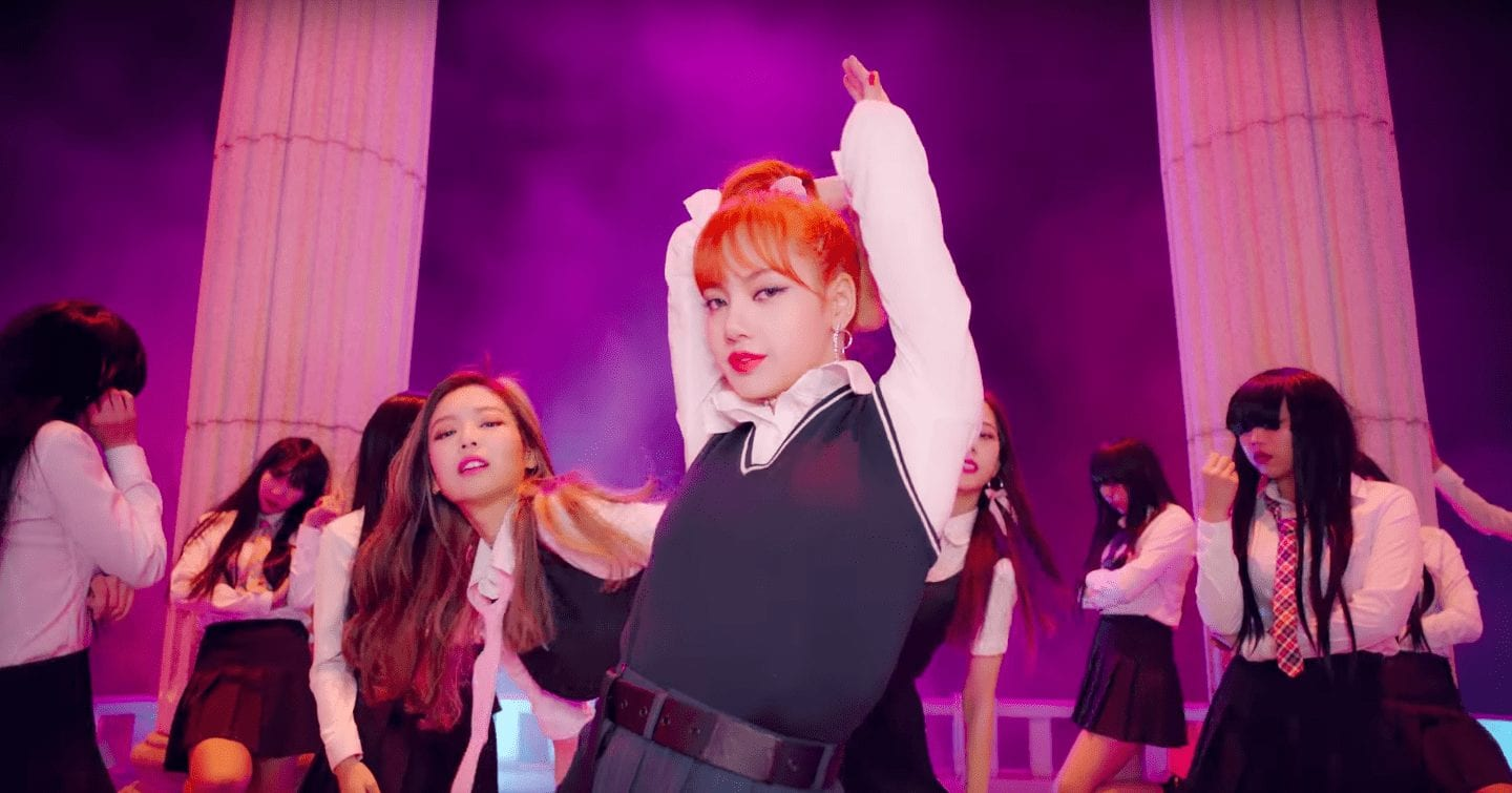 """BLACKPINK Goes All Out In Teaser For """"As If It's Your Last"""" MV"""