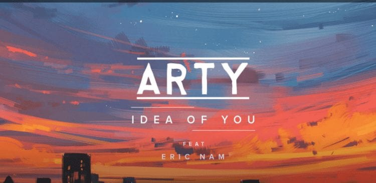 "LISTEN: Eric Nam And Arty Release Collaboration Track ""Idea Of You"""