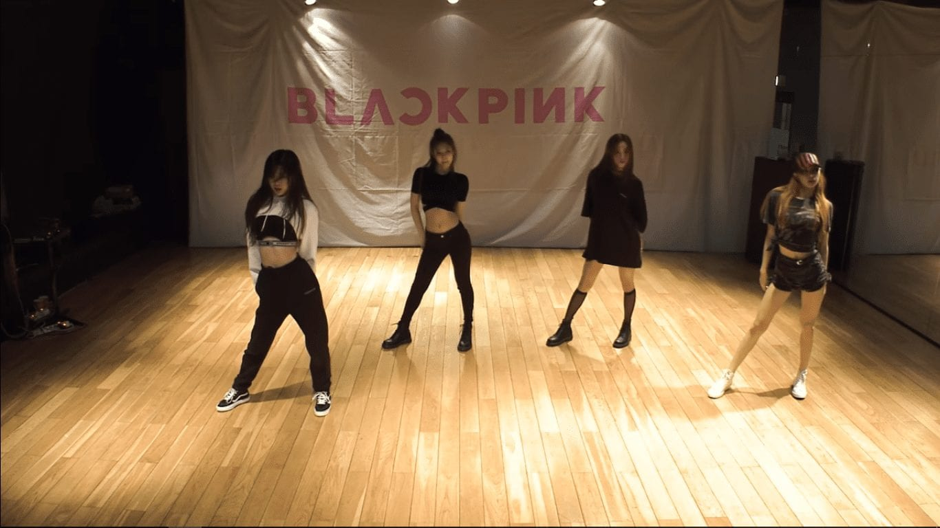 "WATCH: BLACKPINK Drops Dance Practice Video For ""As If It's Your Last"""