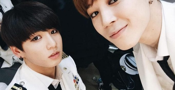 Big Hit Releases Jungkook And Jimin Version Of We Don T Talk