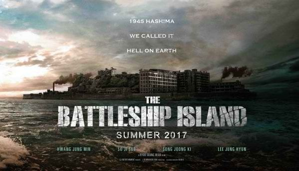 "Teaser Photos And Trailer Released For The Upcoming Film ""Battleship Island"""