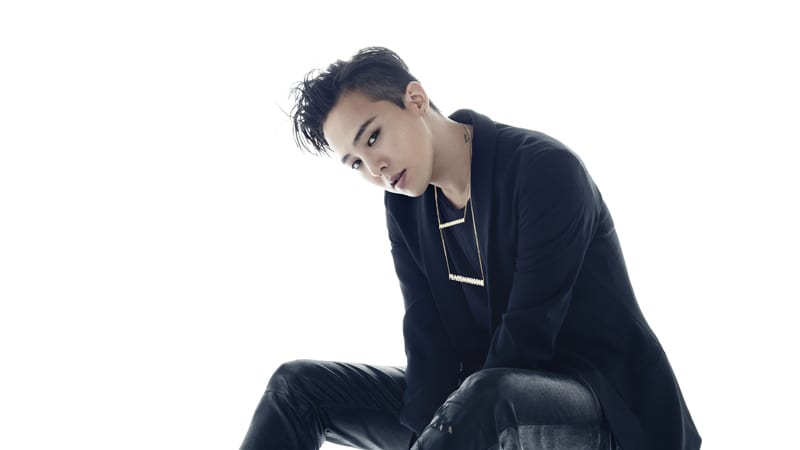 "G-Dragon's ""Untitled, 2014"" Achieves Perfect All-Kill On Charts"