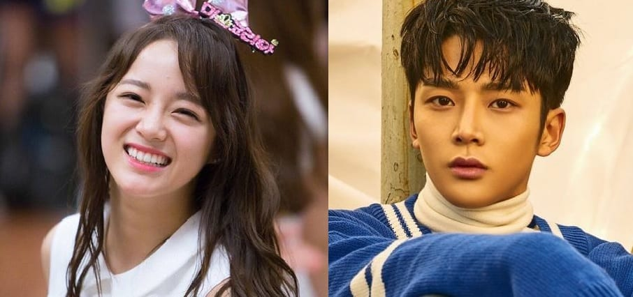 """Gugudan's Sejeong and SF9's Rowoon Join Cast Of """"School 2017"""""""