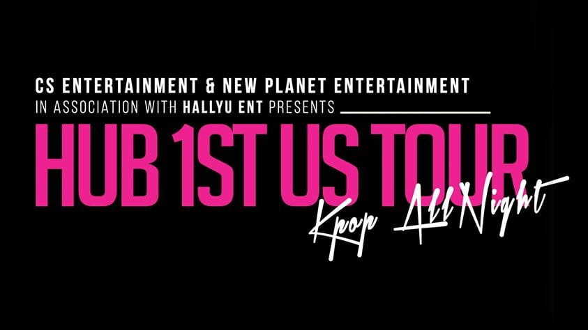 "Idol Group H.U.B To Headline U.S. ""Girl Gang"" Tour In July"