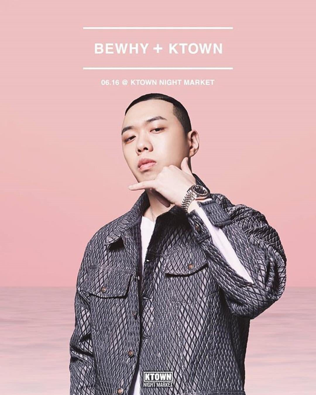 Getting To Know BewhY: The New Fire of Korea