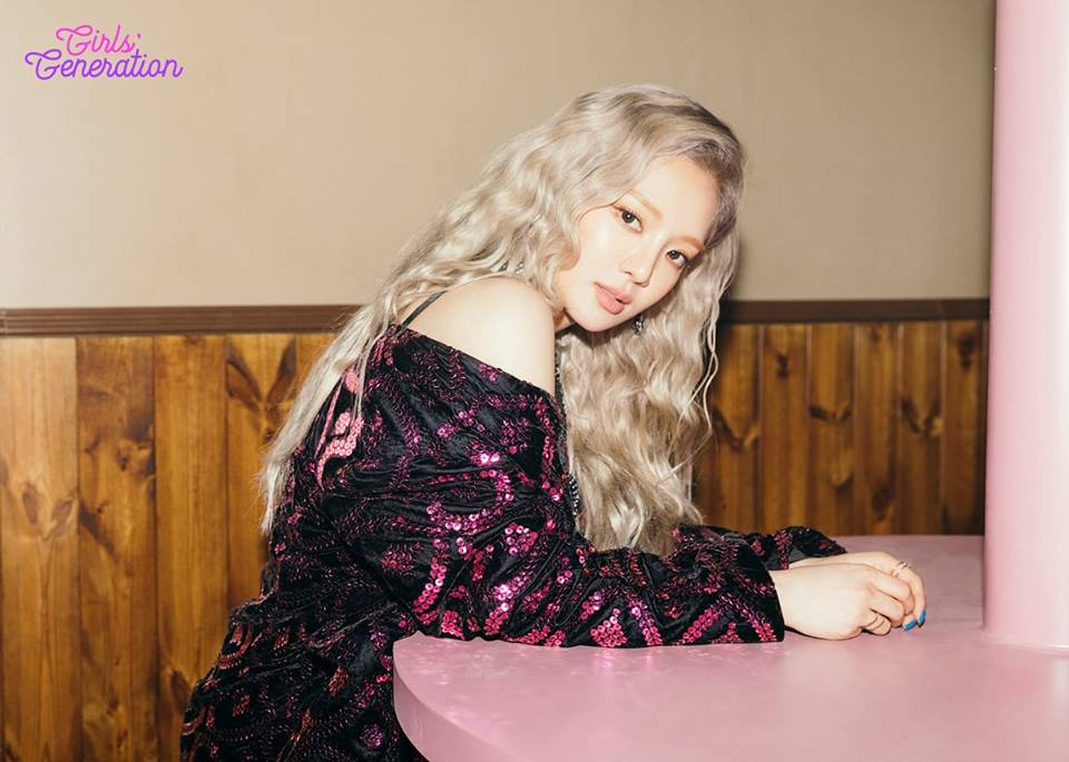 WATCH: Hyoyeon Is Stunning In New Teasers For SNSD's Comeback