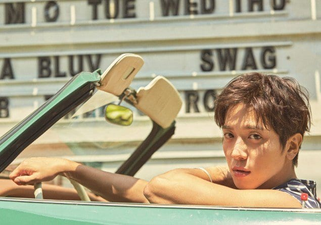 CNBLUE's Yonghwa Heats Things Up In Teaser Images For Solo Comeback