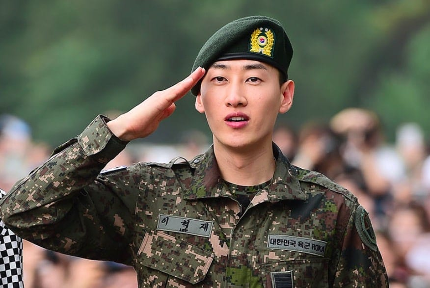 Super Junior's Eunhyuk Is Officially Discharged From Military