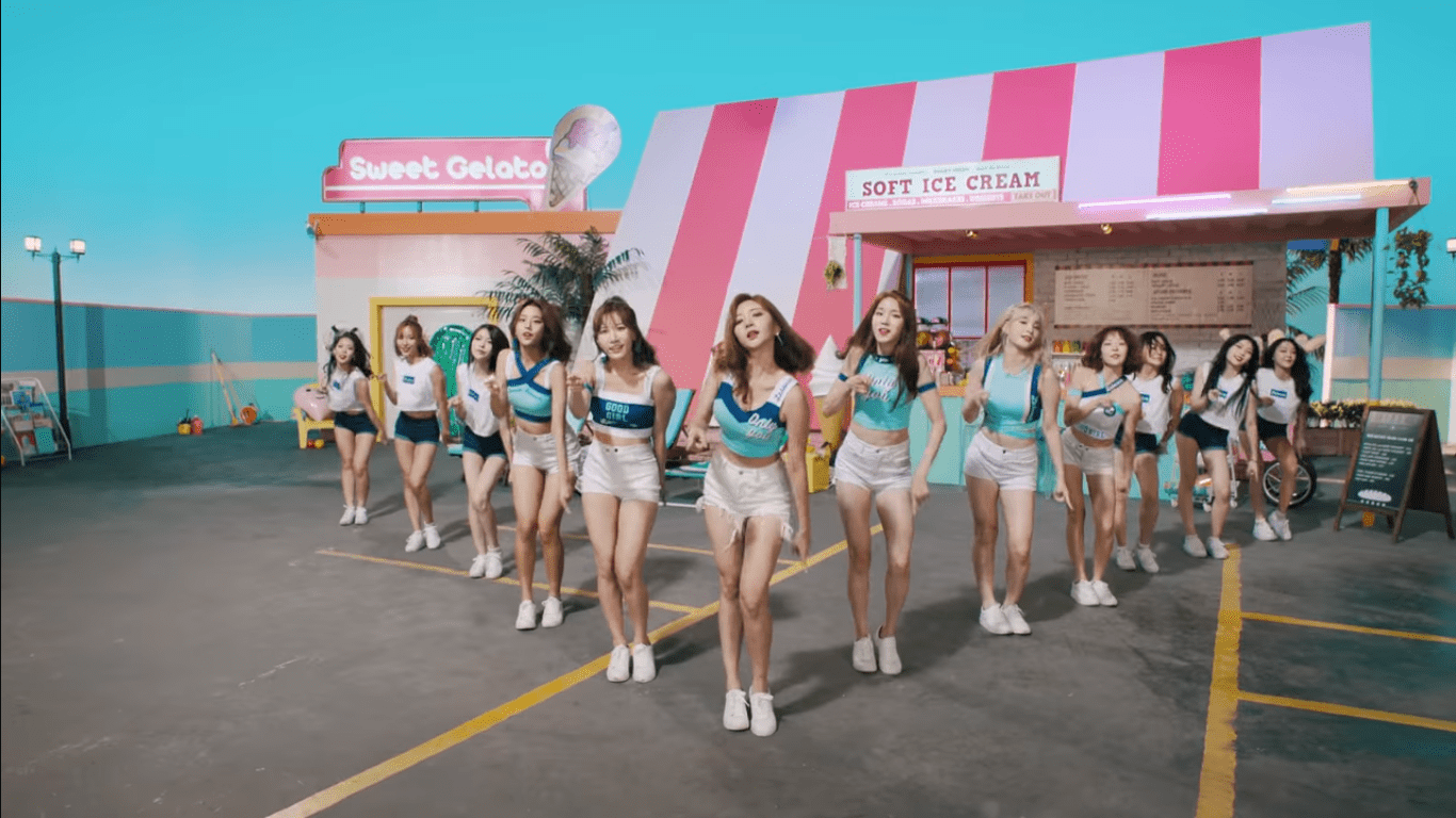 """WATCH: LABOUM Is Back With Funky, Fun """"Only U"""" MV"""