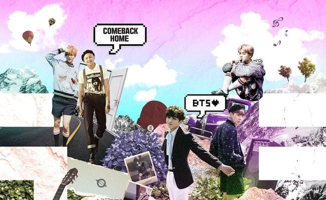 "LISTEN: BTS Releases Cover Of Seo Taiji's Hit ""Come Back Home"""