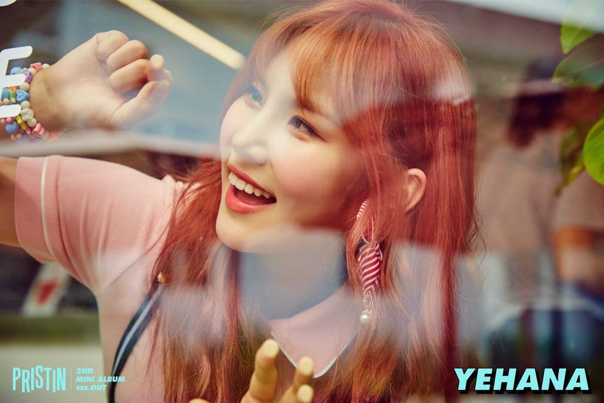 PRISTIN Drops New Teaser For Yehana And Eunwoo