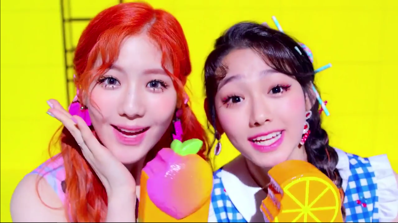 """WATCH: gugudan5959 Releases Catchy MV Teaser For """"ICE CHU"""""""
