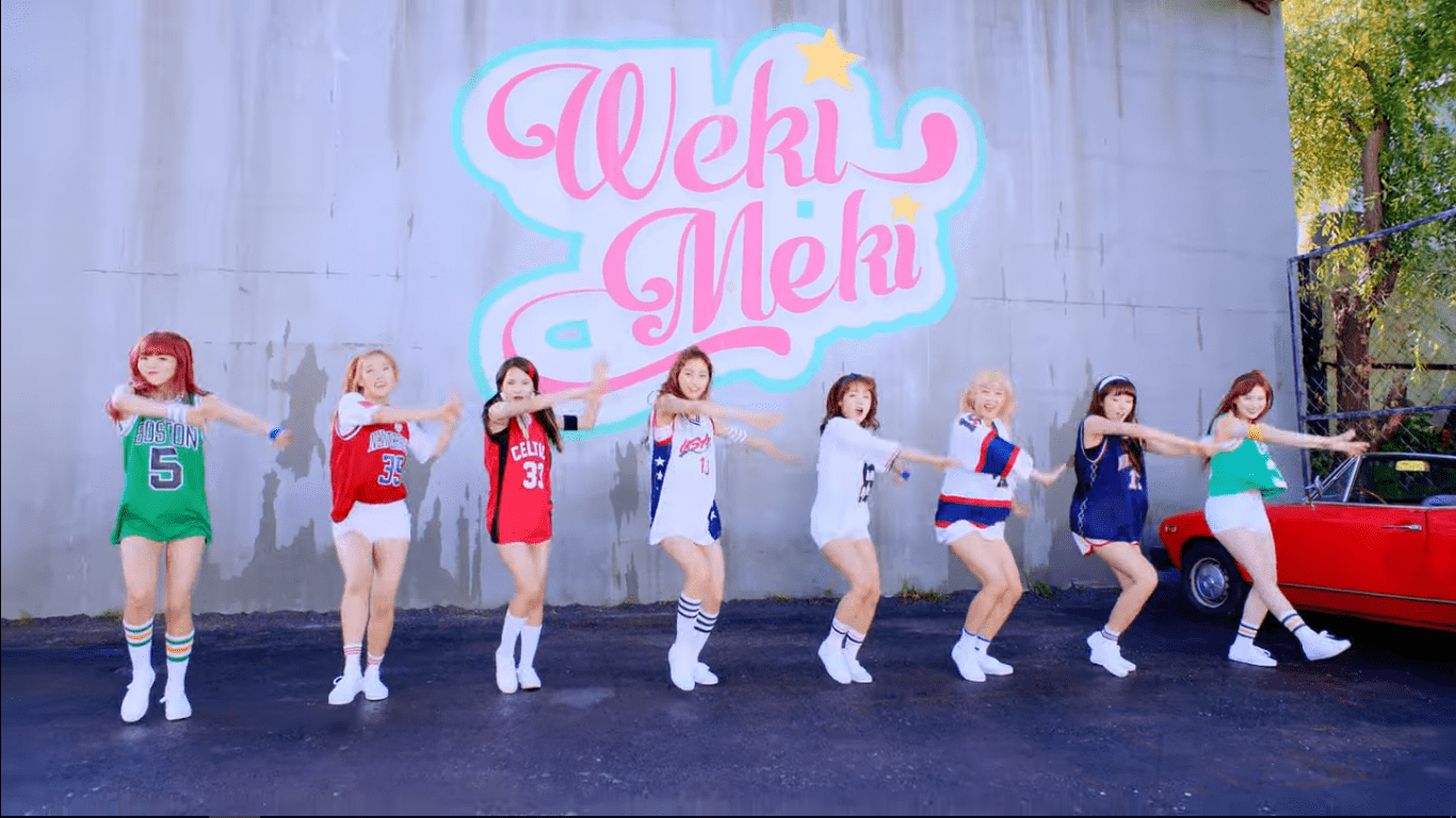 "WATCH: Weki Meki Makes Official Debut With ""I Don't Like Your Girlfriend"""