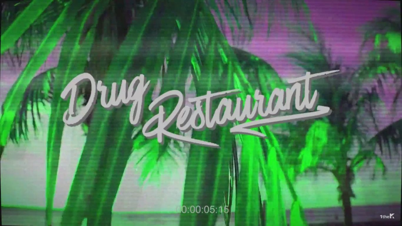 """WATCH: Drug Restaurant Drops """"Drink O2 In The Water"""" MV"""