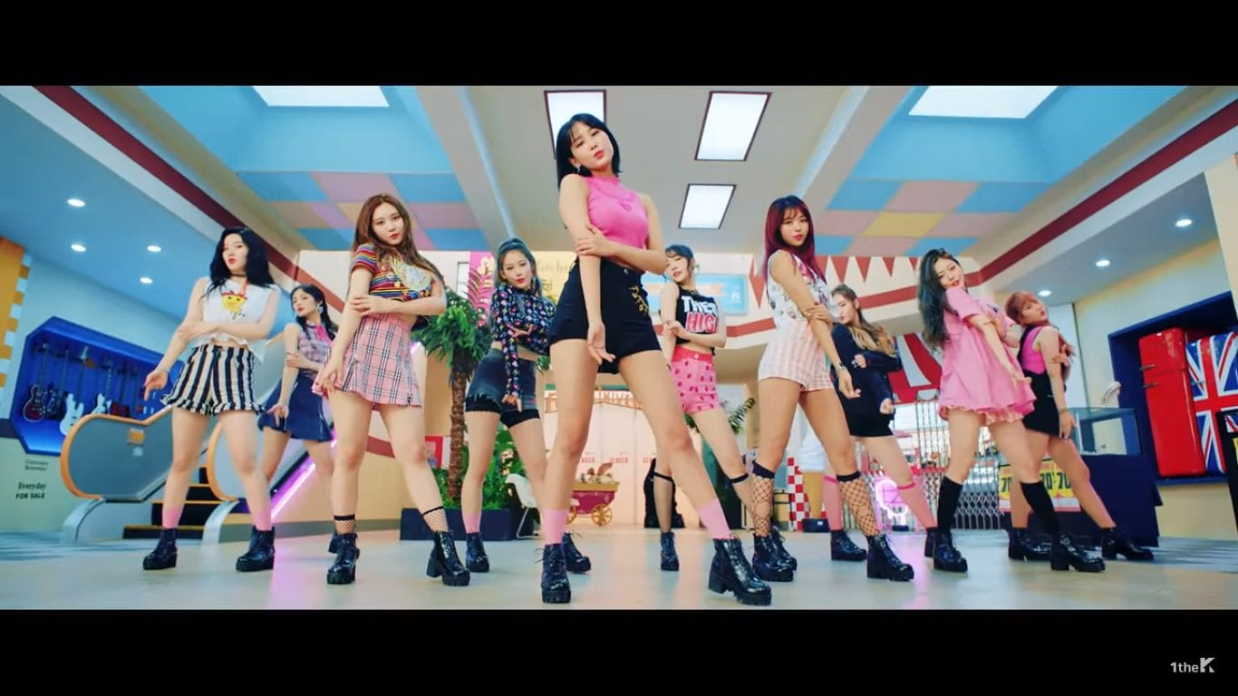 """WATCH: PRISTIN Says """"WE LIKE"""" In New Music Video"""