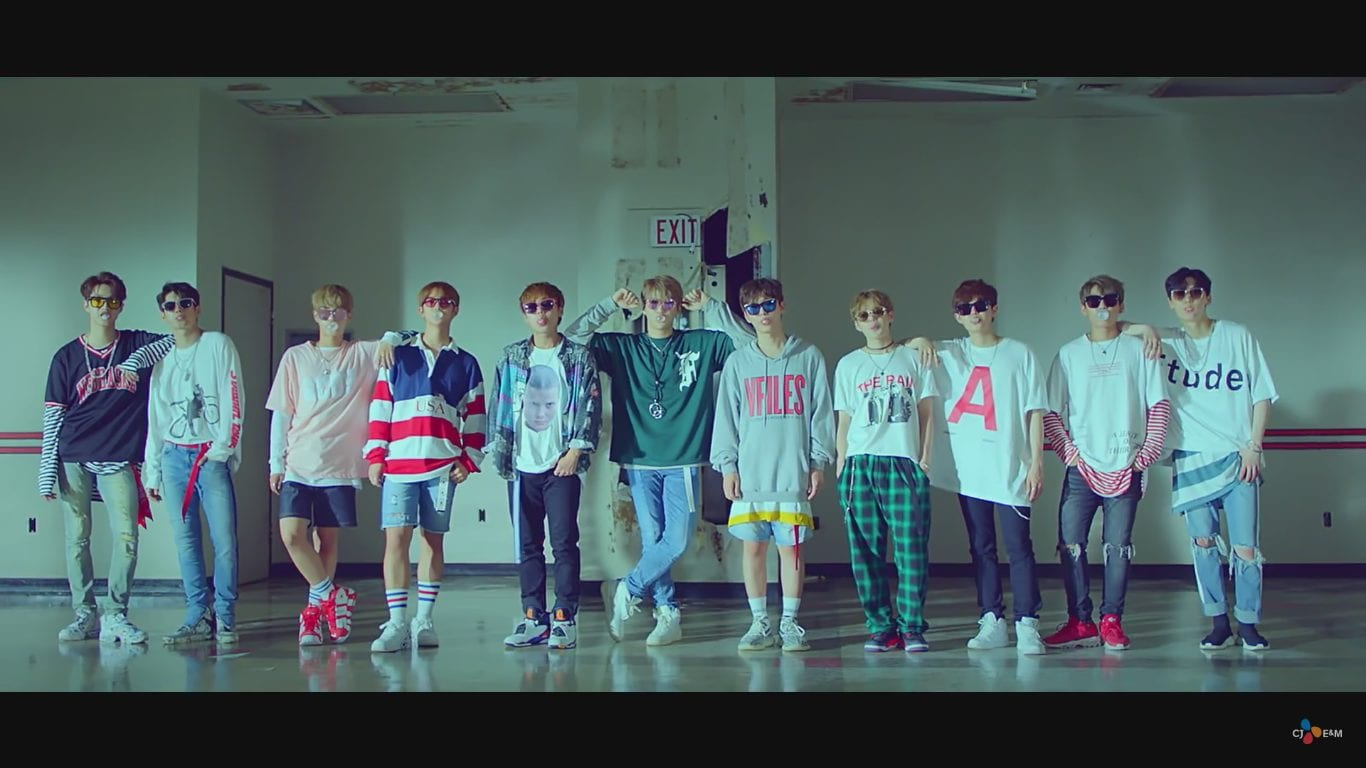"""Wanna One's """"Energetic"""" Becomes Most-Viewed Debut MV For Kpop Group In 24 Hours"""