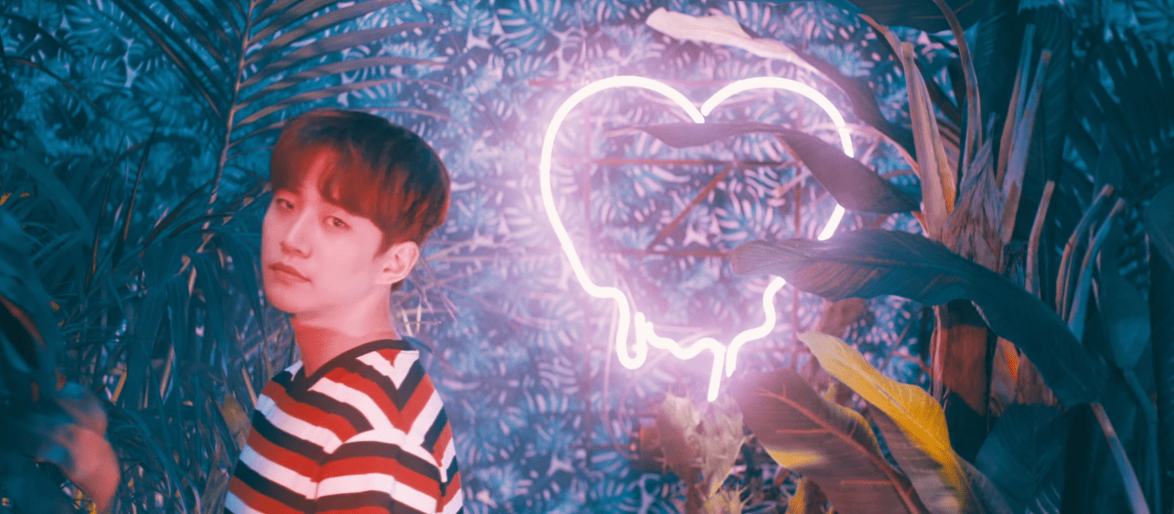 """WATCH: Junho Drops Colorful """"Instant Love"""" and """"CANVAS"""" Music Videos"""