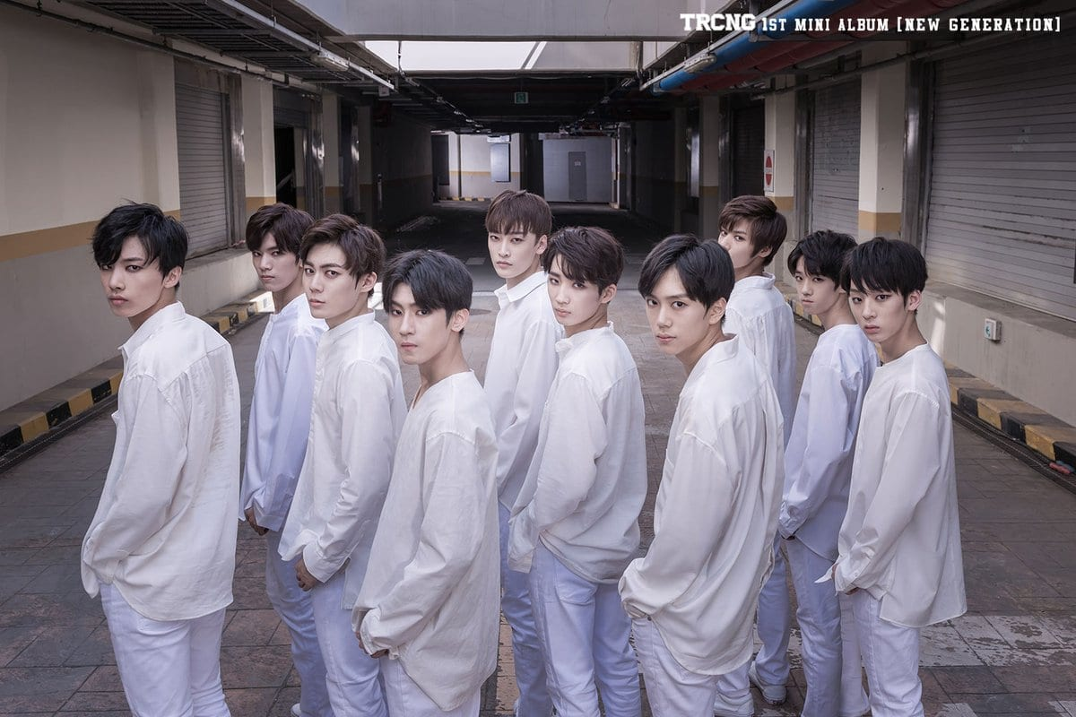"""TRCNG Drops New Group Teasers For """"Spectrum"""""""