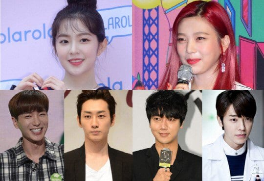 """Red Velvet And Super Junior To Be Featured On """"Running Man"""""""