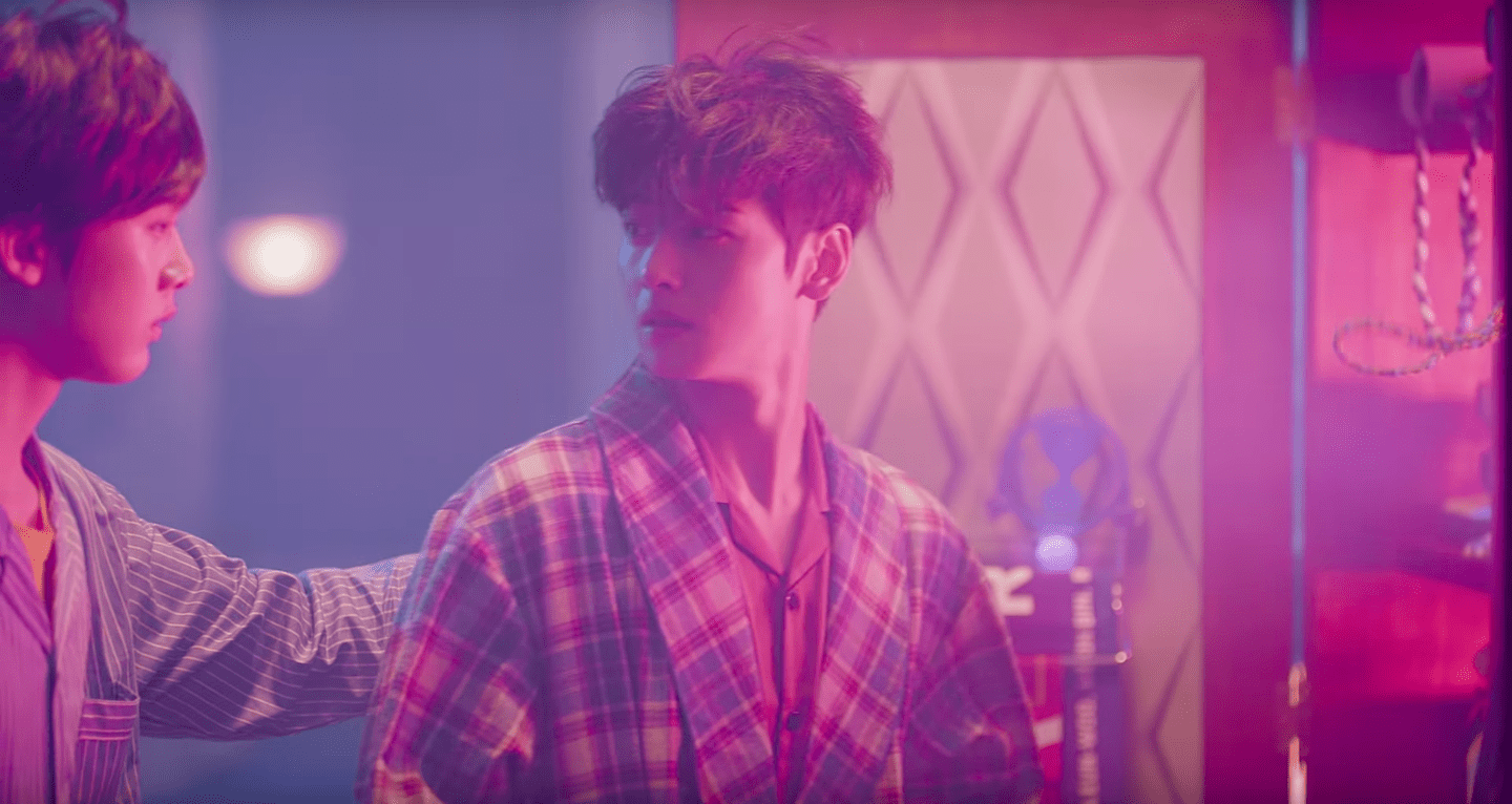 "WATCH: ASTRO Gets Curious In MV Teaser For ""Crazy Sexy Cool"""