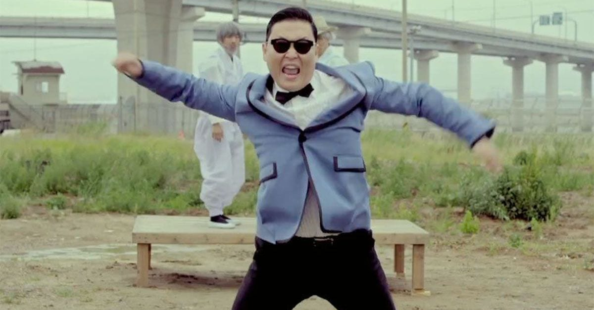"PSY's ""Gangnam Style"" Becomes First Korean MV To Reach 3 Billion Views"