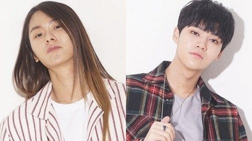 """Produce 101"" Friends Jang Moon Bok And Seong Hyun Woo To Release Duet"