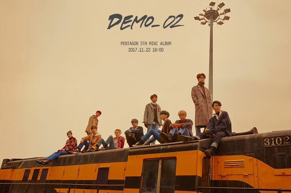 """WATCH: PENTAGON Drops Title Track Spoiler For """"DEMO_02"""""""