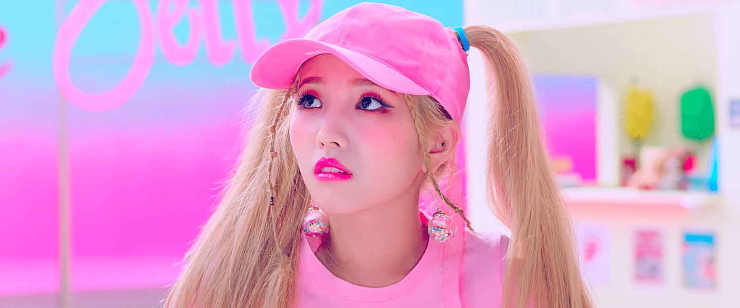 "WATCH: Jeon Soyeon Drops Vibrant Debut MV For ""Jelly"""