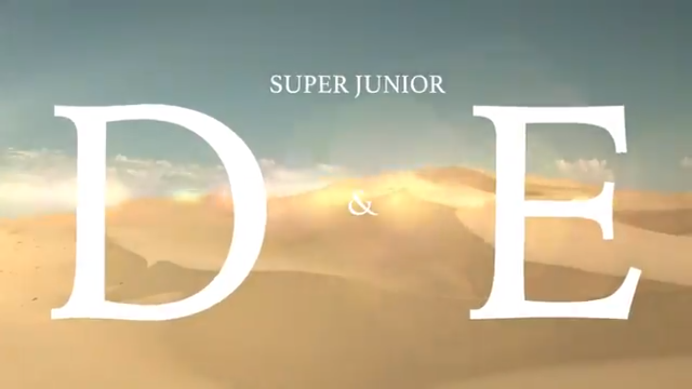 WATCH: Super Junior D&E Releases Donghae's Teaser For New Single