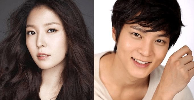 Joo Won And BoA Confirmed To Have Broken Up