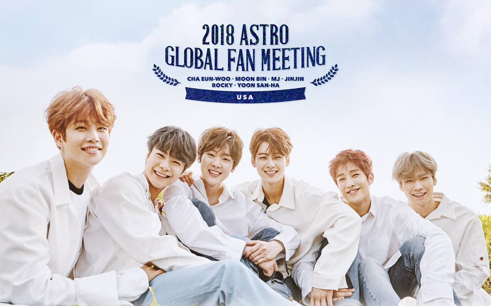 ASTRO Announces Dates Of 2018 U.S. Fan Meeting Tour